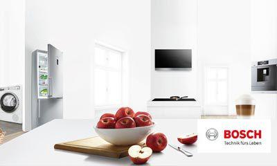 Bosch Kühlschrank Produktion : Bosch home connect portfolio elektrogeräte im raum marl
