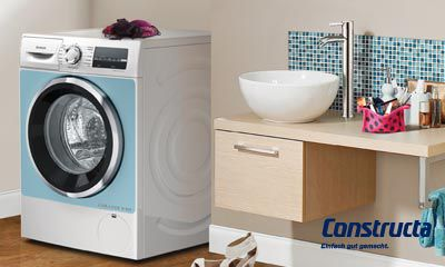 Constructa: waschen und trocknen elektrogeräte im raum marl