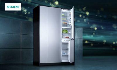 Siemens Kühlschrank Nur Gefrierfach Abtauen : Modularfit von siemens elektrogeräte im raum marl langenfeld